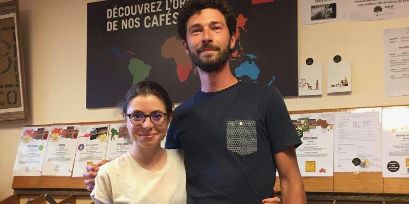 Mélanie Notari & Maxime Dauré - Café Dauré frères
