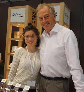 Oialla Mélanie Notari & Rasmus Bo Bojesen - Salon du Chocolat 2017
