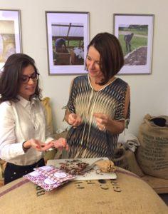 Mélanie Notari & Millésime Chocolat